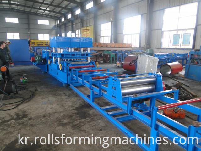 Steel Floor Decking Forming Machine 03